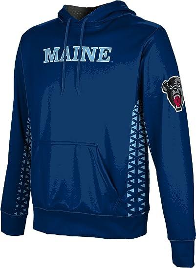 ProSphere University of Maine Mens Long Sleeve Tee Geo