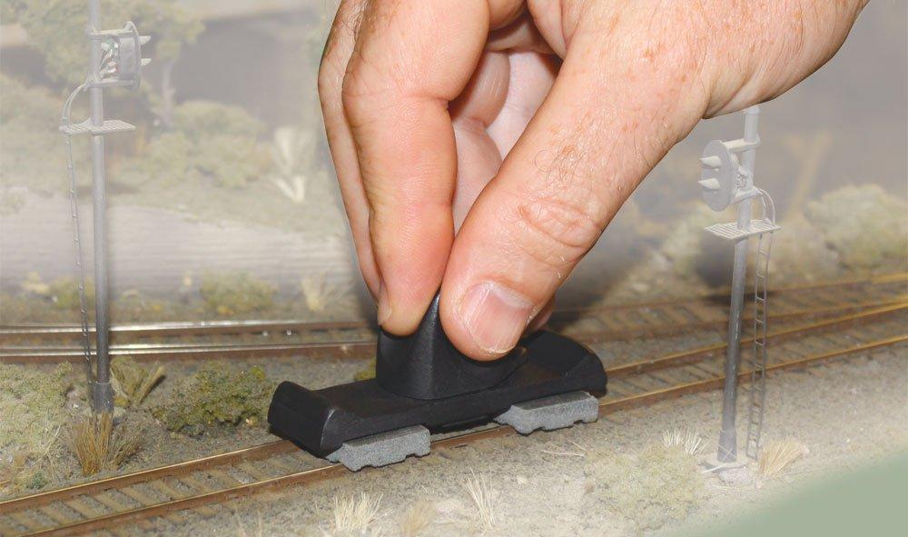 Woodland Scenics tt4550/Tidy Track Schiene Tracker Reinigungsset woou4550