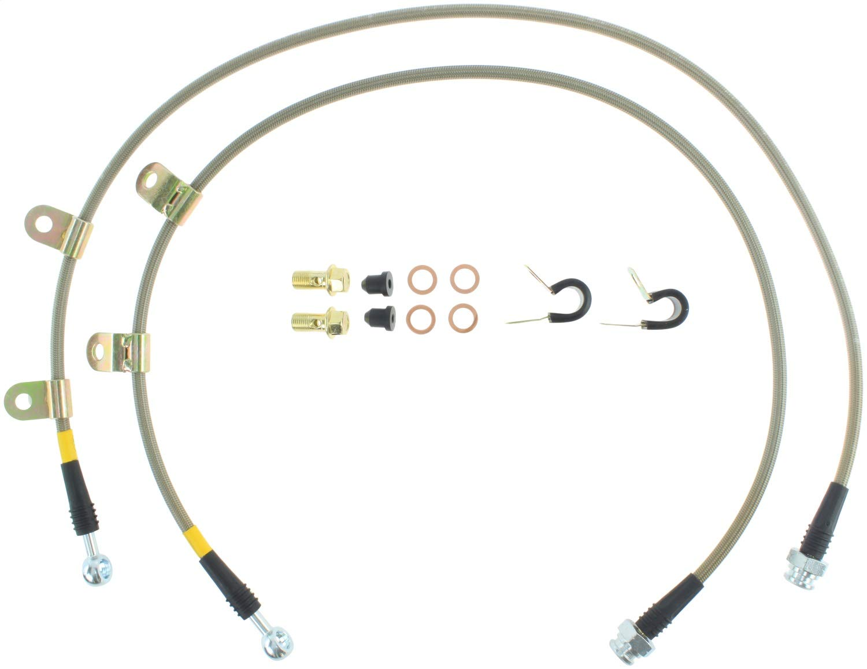 Brake Line Kit Stainless Steel StopTech 950.42012