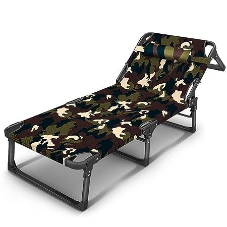 YIN YIN sillones reclinables Cama Plegable Plegable ...
