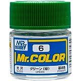 Mr.カラー C6 グリーン