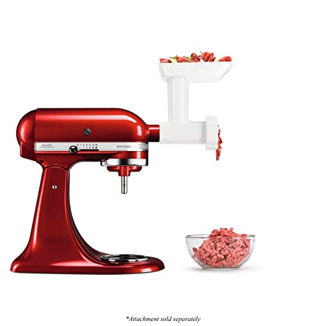 Amazon Com Kitchenaid Fga Food Grinder Attachment Electric Stand