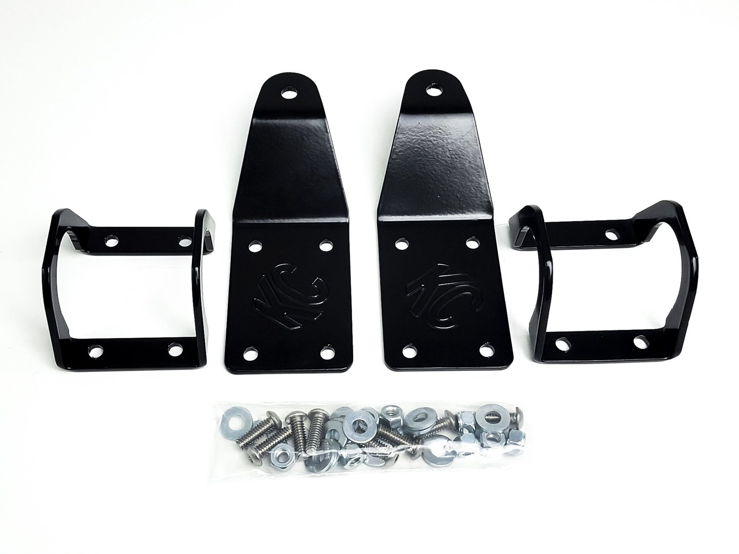 -Chrome 2007 Peterbilt CONVENTIONAL-SIDE ROOF Side Roof mount spotlight LED 6 inch Passenger side WITH install kit