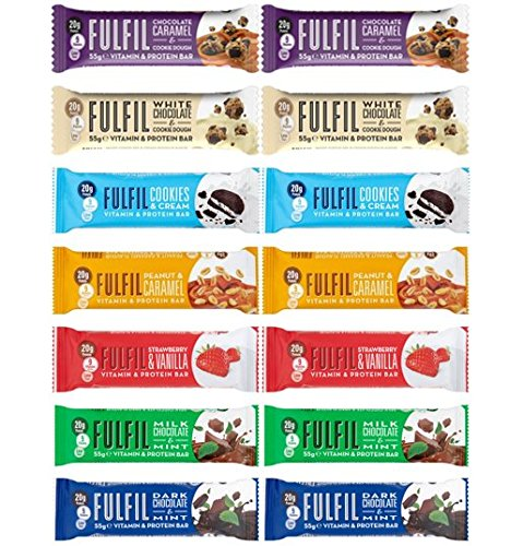 Dolmen County Fulfil 14 x Protein Bar Bundle