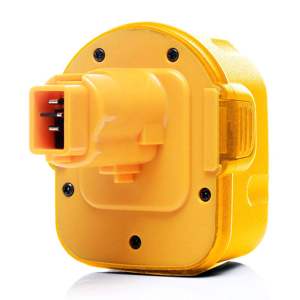 VANON DW9071 2000mAh for Dewalt 12 Volt Replacement Battery, Ni-CD Battery for Dewalt DW9072 DC9071 DE9037 DE9071 DE9072 DE9074 DE9075 152250-27 397745-01 Cordless Tool Battery