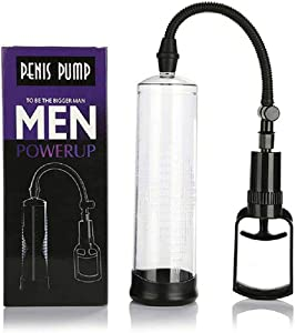 ZXTAJM Male Vacuum Pump 8.66 Inch Male Strong Vacuum Pump Super Pumps Vacuum for Men Body Air Massager Pump Set Increase up to 30%