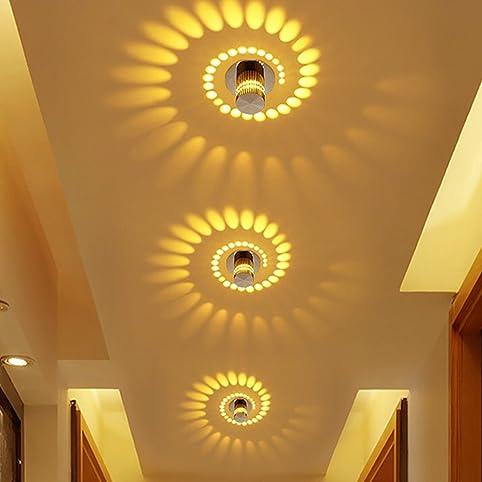 Korridor Deckenstrahler LED Ganglichter Oberfläche Montiert Effekt ...