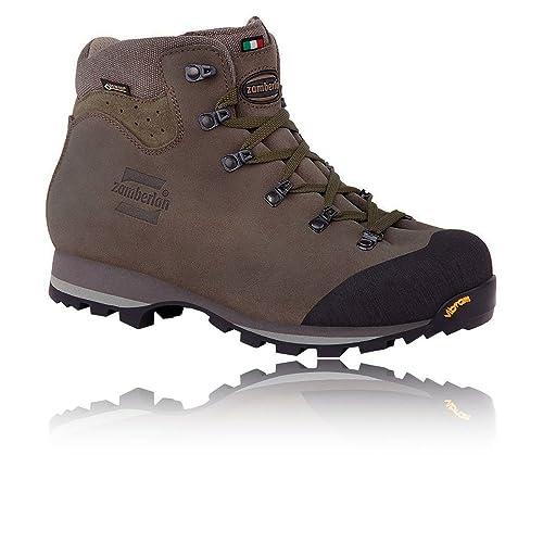 Zapatos marrones Zamberlan para hombre 335y4h