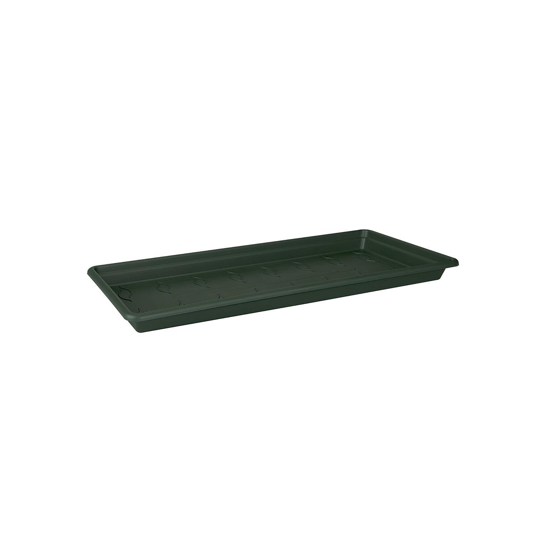 Elho green basics garden xxl saucer 60cm saucer - leaf green 9120575536000