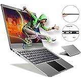 Bben Notebook Ultrabook Laptop Windows 10 Home 35,56 cm 14,1 Zoll Intel Celeron N3450, 4GB Ram 64 GB eMMC Supports M.2 SSD Upgrade(Up to 512 GB), Intel HD Graphics, Type C, Webcam, Bluetooth USB 3.0