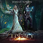 Legacy: The Biodome Chronicles Series, Book 1 | Jesikah Sundin
