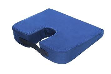 Amazon.com: Essential Medical Supply Sloping cubeta asiento ...