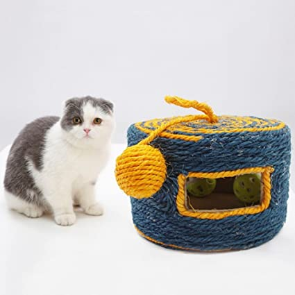 Cat and Dog Accessories M and F 1 PC cat rabbit toys cats kitten scratcher toy