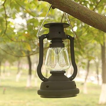 OuYee Camping Lámpara, LED Farol de Camping con Tienda USB lámpara LED Bombilla Farol Juego