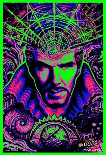 marvels-doctor-strange-original-promo-movie-poster-95x13-imax-amc-black-light-version-benedict-cumbe