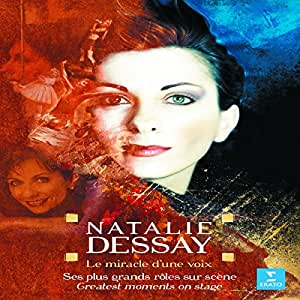 dessay miracle Miracle of the voice: natalie dessay: amazonca: music amazonca try prime music go search shop by department en hello sign in your account try prime wish.