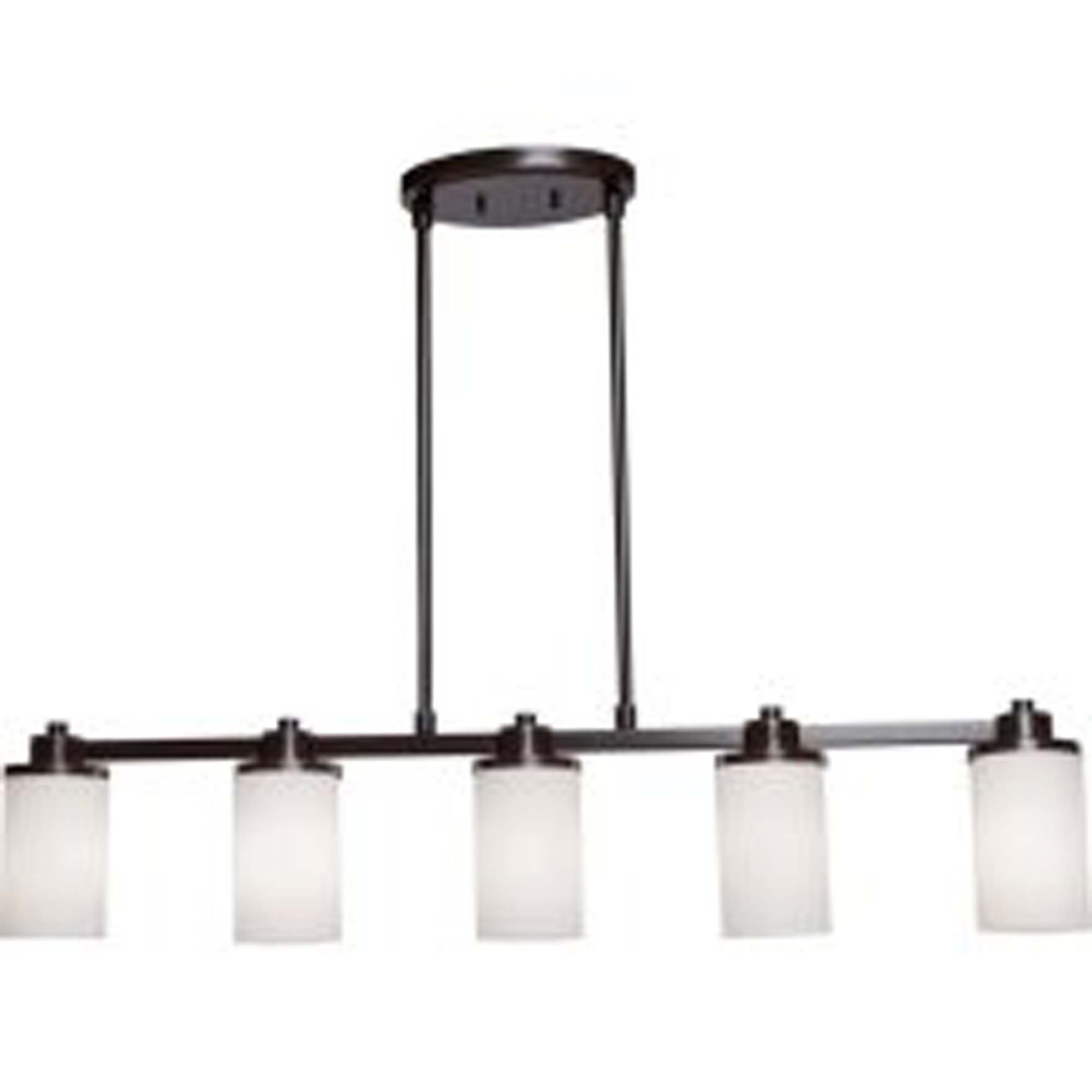 Artcraft Lighting Parkdale 5-Light Island Fixture, Oil Rubbed Bronze