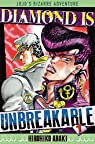Jojo's - Diamond is unbreakable, tome 1 par Araki