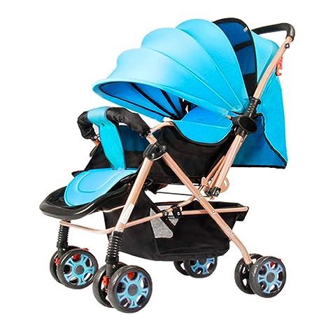 GZF Cochecito de Bebé de Confort Cochecito de bebé, silla de paseo, silla de