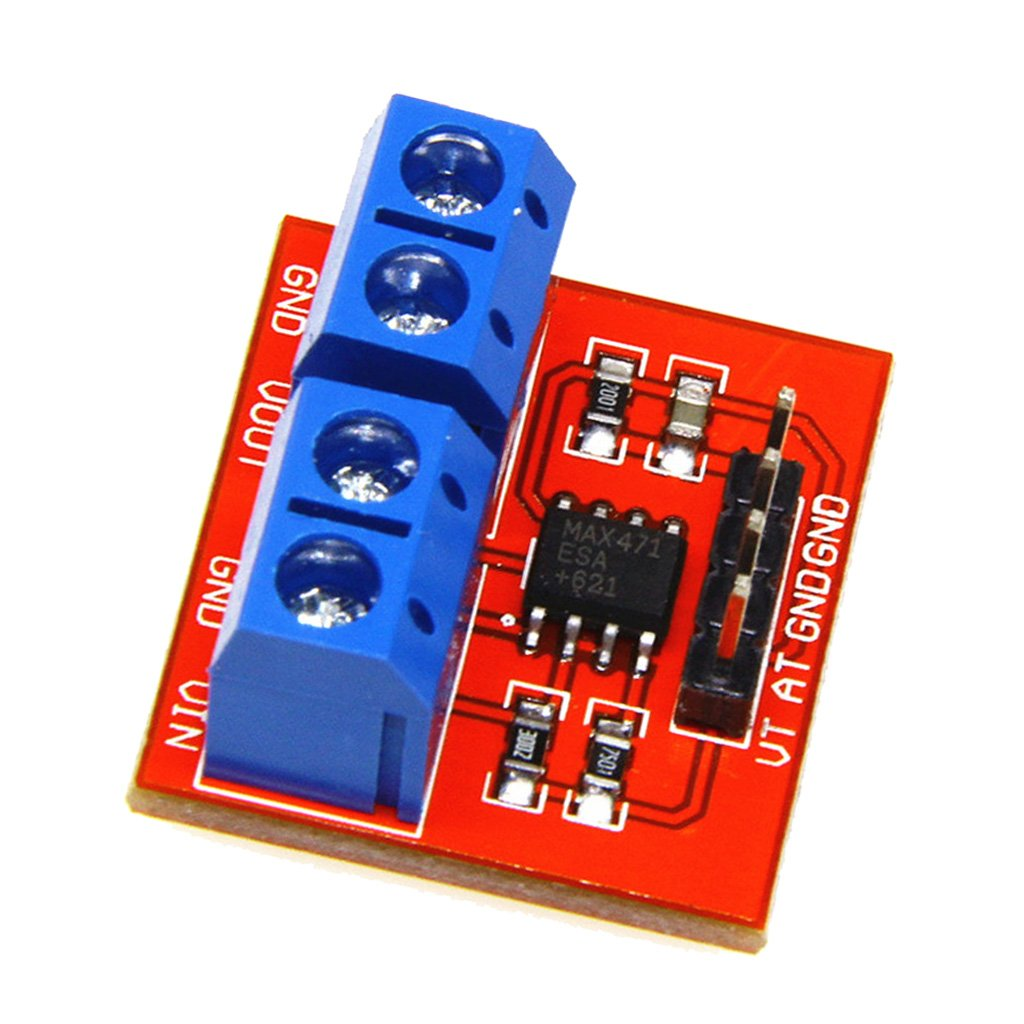 D Dolity MAX471 Voltage Detect Module Current Sensor Module