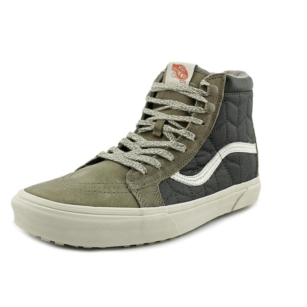 Vans Unisex Sk8-Hi Reissue Skate Shoes B005ACQFXE 9 D(M) US|Duffel Bag/Quilted