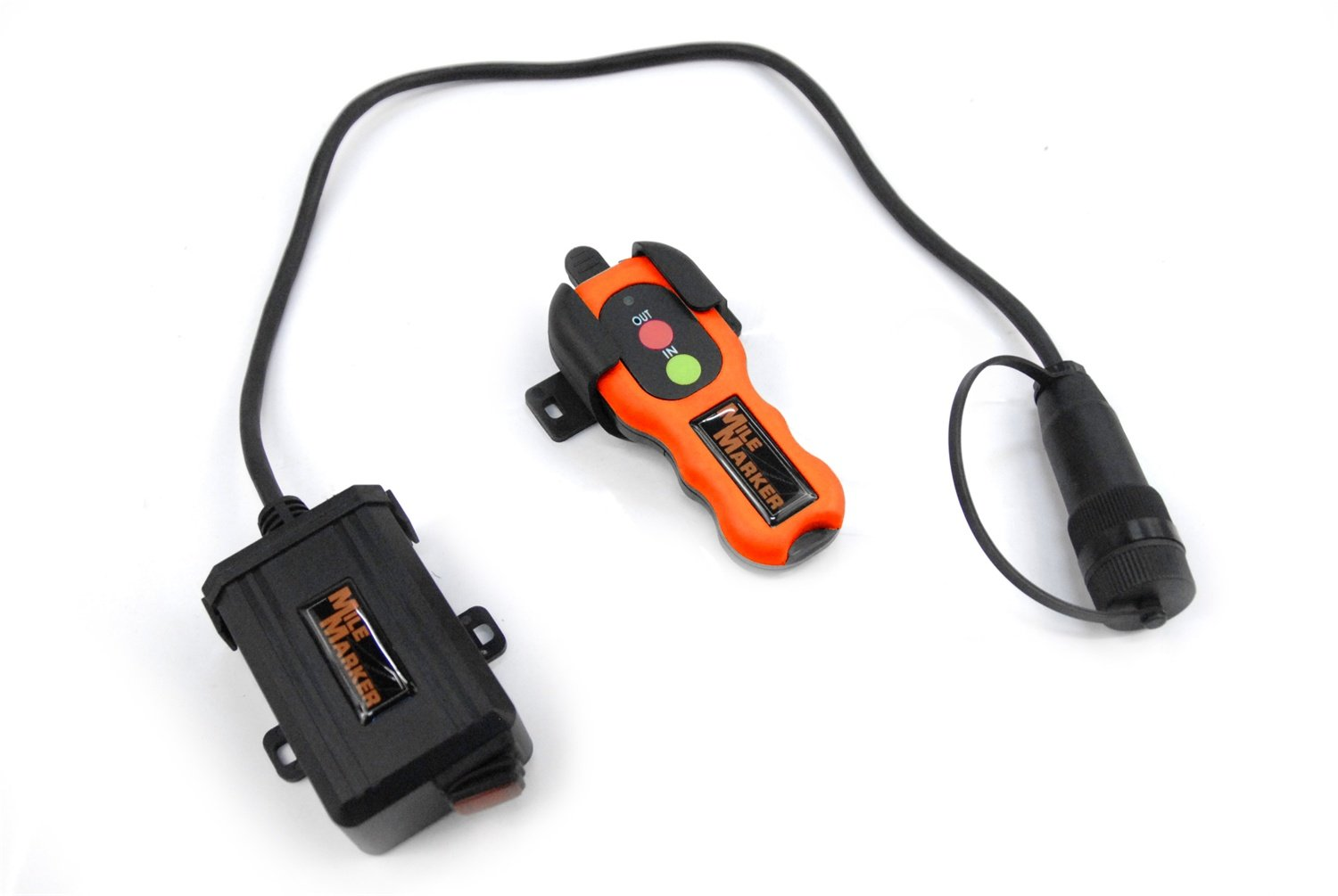 Mile Marker (7077 Plug and Play Wireless Remote for Hydraulic Winch by Mile Marker