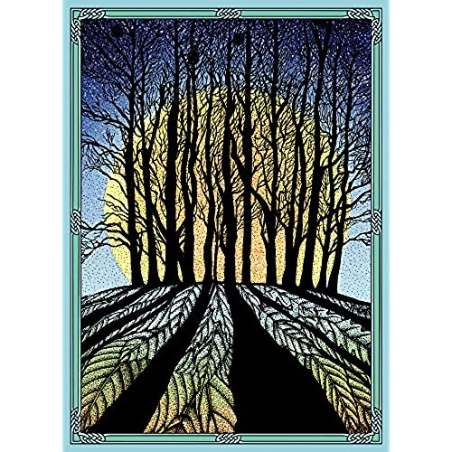 Solstice cards amazon tree free greetings solstice cards and envelopes set of 10 5 x 7 winter solstice hb93353 m4hsunfo