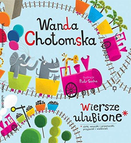 Wiersze Ulubione Amazones Wanda Chotomska Libros En