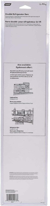 Camco 44073 Barra Doppia di Protezione per Frigorifero