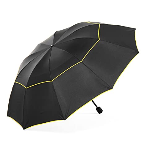 Farway Golf Umbrella Double Layer Big Golf Business Umbrella Men Rain Woman Windproof Paraguas Outdoor Umbrella