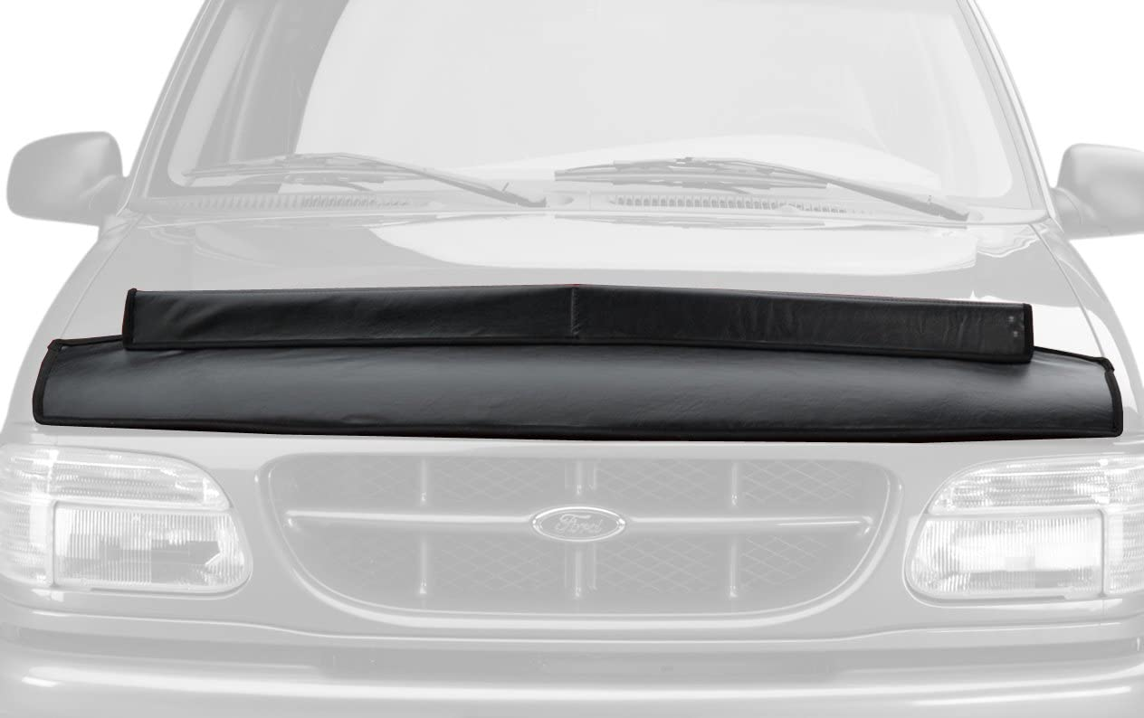 Covercraft Custom Fit Deflector-Protector Series Front Mask Black