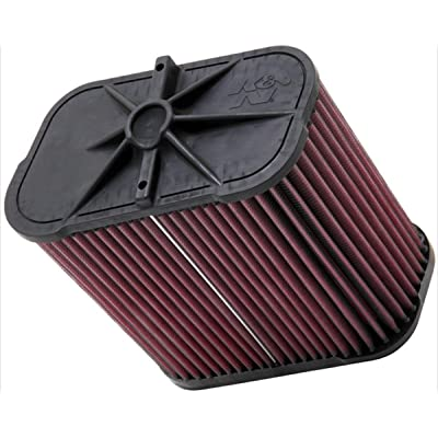 K&N Engine Air Filter: High Performance, Premium, Washable, Replacement Filter: 2008-2013 BMW M3, E-2994: Automotive