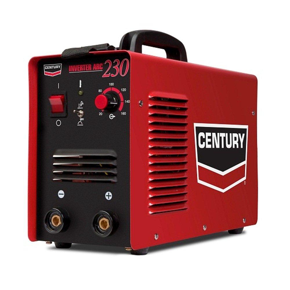 Century Inverter Arc 230 Stick Welder, 10-155 amp Output, 220V Input: Arc  Welding Equipment: Amazon.com: Industrial & Scientific