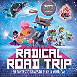 Dr. Biscuits' Radical Road Trip - The Fantastic Travel Game That Turns Every Car Ride Into an Adventure