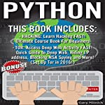 Python: 2 manuscripts: Learn Hacking Fast!, Tor Browser Setup in 2016! | Gary Mitnick