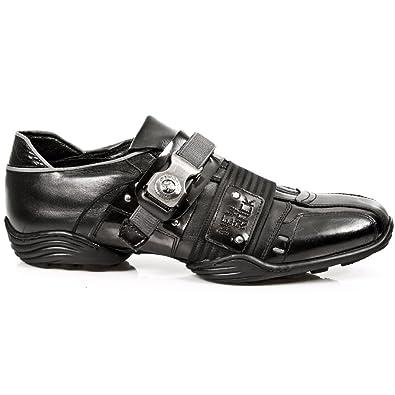 M 8147 S1, Mens Low-Top Sneakers New Rock