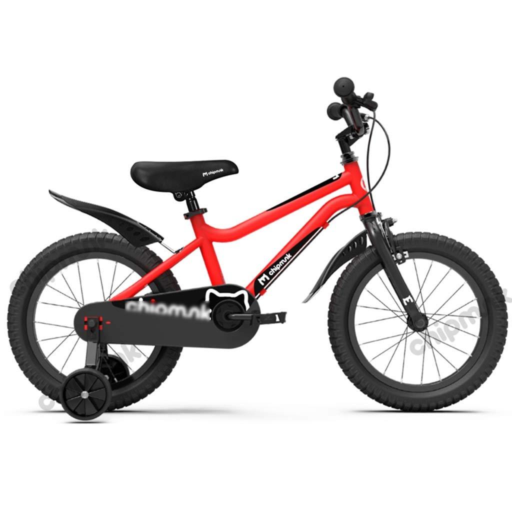 子供用室内自転車 屋外子供用マウンテンバイク 練習用子供用自転車 子供用旅行自転車 子供用ペダル三輪車 312歳スクーター (Color : C, Size : 18inches) 18inches C B07RB1RKJW