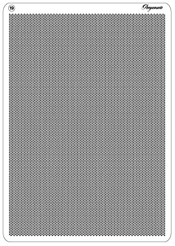 Pergamano Mutli Grid 19 Diagonal Craftlines BV PG31429