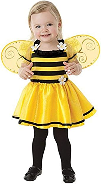 Halloween 2020 Stinger Amazon.com: amscan Baby Little Stinger Bee Costume   6 12 Months