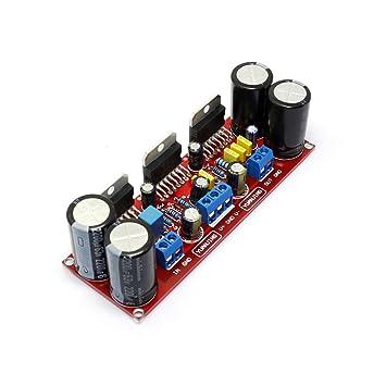 q-baihe TDA7293 255 W amplificador junta amplificador paralelo BTL potencia mono
