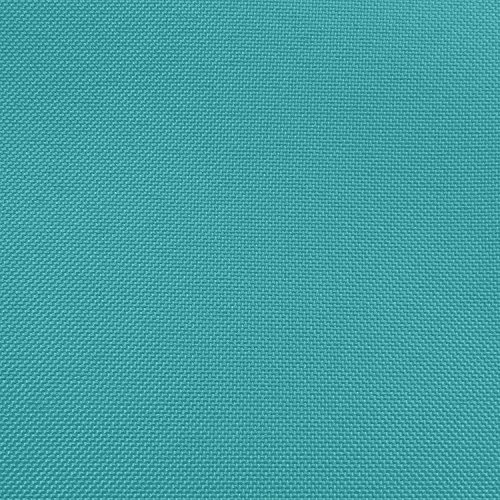 Ultimate Textile (10 Pack) 54 x 54-Inch Square Polyester Linen Tablecloth - for Wedding, Restaurant or Banquet use, Turquoise Blue by Ultimate Textile (Image #2)