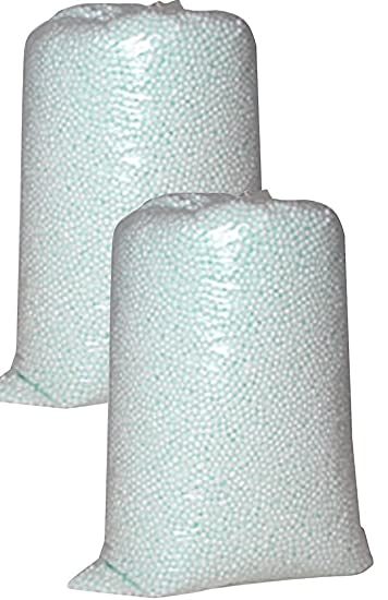 The Furniture Store Bean Bag Refill, 2 Kilograms (White)
