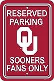 Fremont Die NCAA Oklahoma Sooners 12-by-18 inch