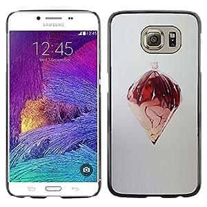 Cubierta protectora del caso de Shell Plástico    Samsung Galaxy S6 SM-G920    Random Abstract Art Design Structure Modern @XPTECH