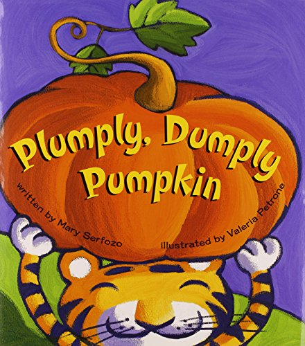 Halloween Pumpkin Carving Ideas (Plumply, Dumply Pumpkin)