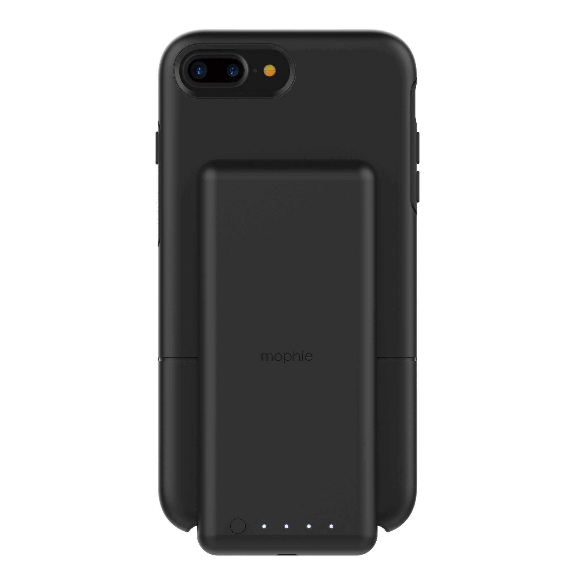 Mophie Charge Force External Qi Battery Pack for OtterBox uniVERSE iPhone Cases