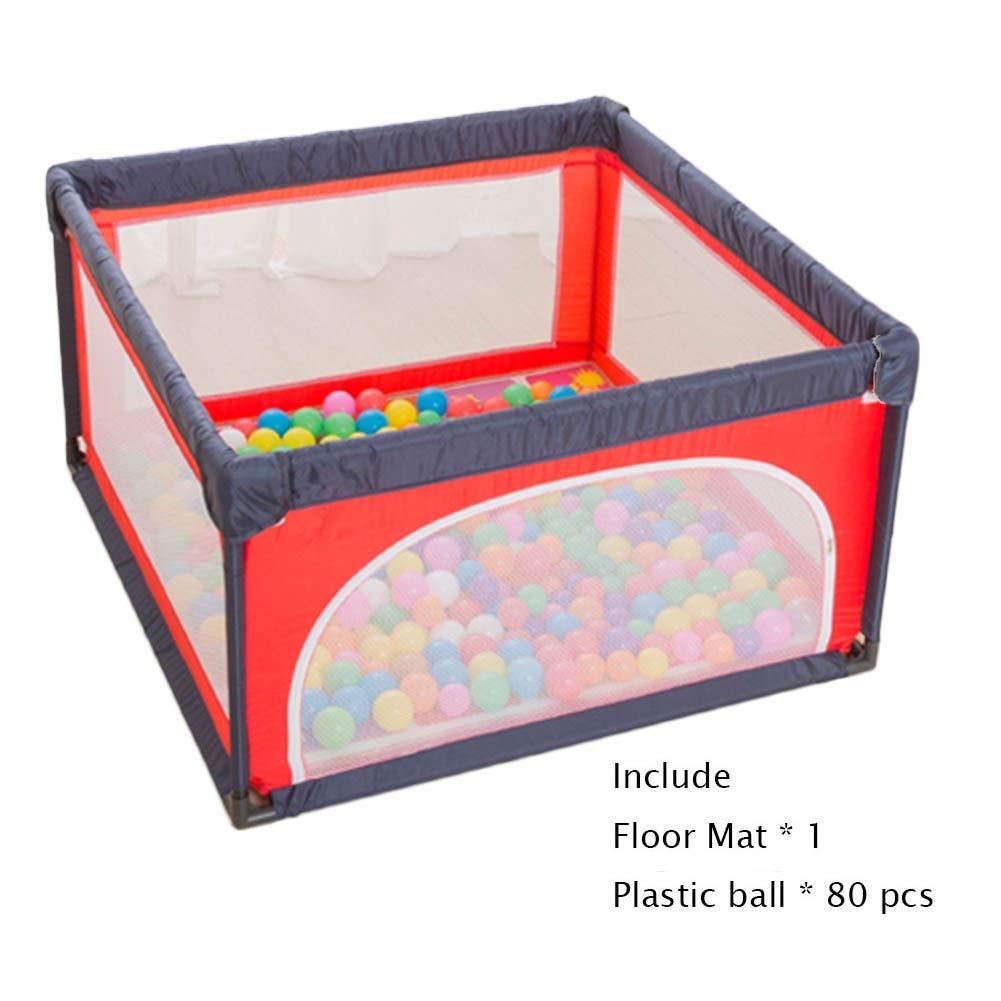 大特価放出! LIANGJUN 育児 ベビーサークル ベビーサークル 幼児 フェンス 安全性 : 滑り止め ゲーム 滑り止め プラスチックボール ポータブル クロールマット 屋内/屋外 - 高さ70cm (色 : A, サイズ さいず : 120x120x70cm) 120x120x70cm A B07R1SLNC5, ウダグン:dc36c2b4 --- a0267596.xsph.ru