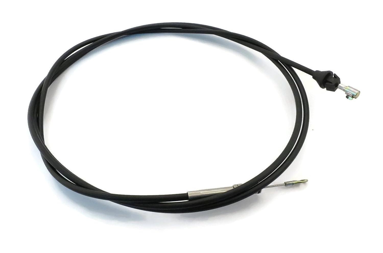 Amazon.com: Snow Plow Joystick Control Cable (Adjustable) 56130 Western  A5843 Fisher Snowplow Blade: Automotive
