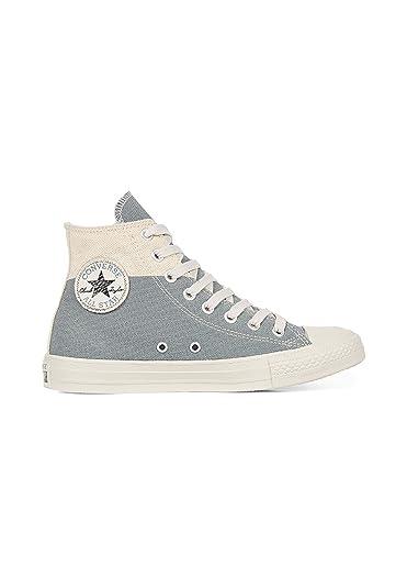 Converse All Star Hi Herren Sneaker Grau