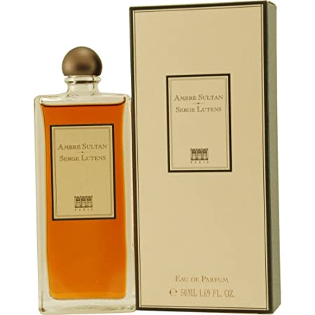 Serge Lutens Ambre Sultan Eau De Parfum Spray for Women, 50 Ml